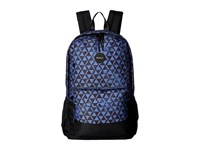 Rvca Frontside Print Pack Navy Bags