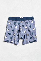 Urban Outfitters Wolf Pack Boxer Brief Dark Grey