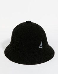 Kangol Bermuda Casual Hat Black