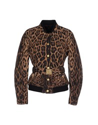 Roberto Cavalli Coats And Jackets Jackets Women Black