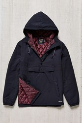 Cpo Citywide Quilted Anorak Jacket Black
