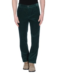 Band Of Outsiders Casual Pants Emerald Green