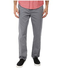 Hurley Dri Fit Chino Pant Cool Grey Men's Casual Pants Gray
