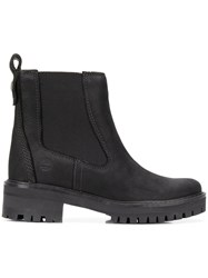 Timberland Chelsea Ankle Boots Black