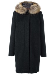 Woolrich 'All Good' Coat Black