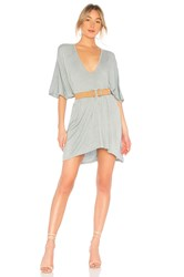 Riller And Fount Lola Dress Blue