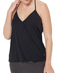 Mpg Relaxed Yoga Tank Top Black