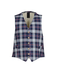 People Vests Dark Blue