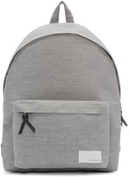 Nanamica Grey Daypack Backpack
