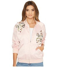 Catherine Malandrino Jimmie Jacket Lucci Rose Women's Coat Pink