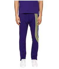 Yohji Yamamoto Fluid S Pants Collegiate Purple Men's Casual Pants
