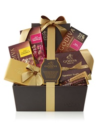 Godiva Pure Bliss Gift Basket Assorted