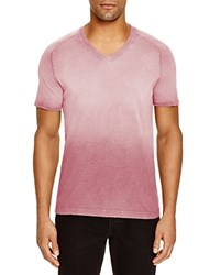 Splendid Ombre V Neck Tee 100 Bloomingdale's Exclusive Dawn Pink