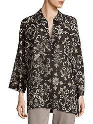 Escada Heritage Tunic Black