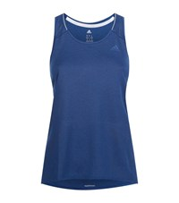 Adidas Supernova Tank Top Female Blue