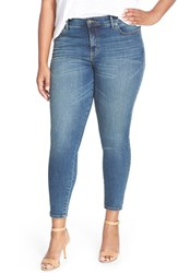 Plus Size Women's Cj By Cookie Johnson 'Wisdom' Stretch Ankle Skinny Jeans Nash