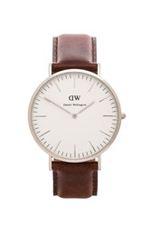 Daniel Wellington St Mawes 40Mm Brown