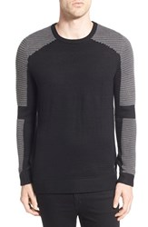 Eleven Paris Men's Elevenparis 'Mona' Crewneck Sweater