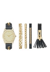 Aldo Roerwen Set Watch Black