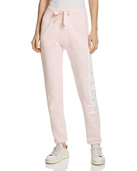 Happiness Sweatpants Pink