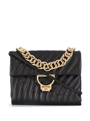 Coccinelle Quilted Chain Handle Tote 60
