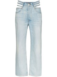 3X1 X Mimi Cuttrell Willow Cut Out Jeans 60