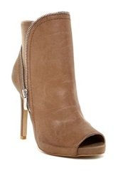 Mia Couture High Heel Boot Beige