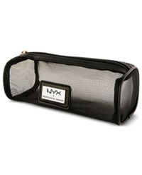 Nyx Mesh Zipper Makeup Bag No Color