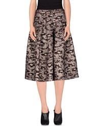 Barneys New York Skirts 3 4 Length Skirts Women Dark Brown