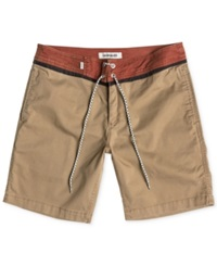Quiksilver Street Trunk Slim Fit Shorts Elmowood