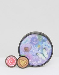Anna Sui Limited Edition Colour Collection Lip And Eye Colour Milk Chocolate Multi