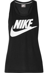 Nike Essential Stretch Jersey Tank Black