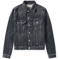 Acne Studios Who Denim Jacket Black