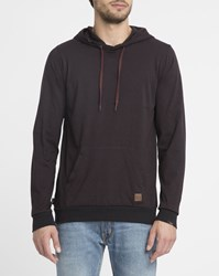 Forvert Brown Basic Rocco Micro Stripes Hoody