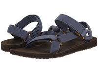 Teva Original Universal Lux Vintage Indigo Men's Sandals Black