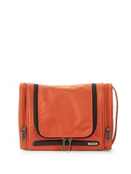 Tumi Hanging Travel Kit Orange