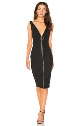 Misha Collection Lois Dress Black