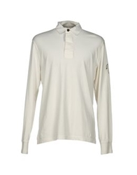 Murphy And Nye Polo Shirts White
