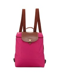 Le Pliage Nylon Backpack Cyclamen Longchamp