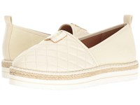 Love Moschino Superquilted Espadrille White