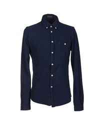 Cycle Shirts Shirts Men Dark Blue