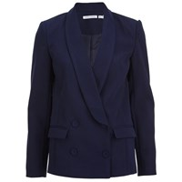 Finders Keepers Women's Song Of Freedom Blazer Navy