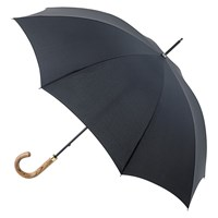 Fulton G807 Commissioner Walking Umbrella Black