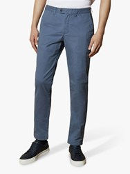 Ted Baker Tincere Super Slim Fit Chinos Blue