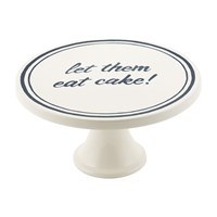 Kate Spade Order's Up Cake Plate