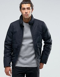 Esprit Bomber Zip Up Jacket Black