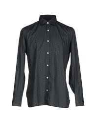 Giampaolo Shirts Military Green