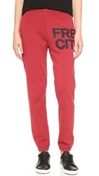 Freecity Feather Weight Sweatpants Artyard Red