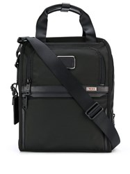 Tumi Crossbody Backpack Black