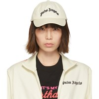 Palm Angels Off White Arch Logo Cap
